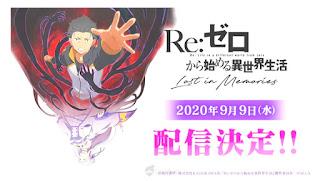 Re:zero lost in memories mobile game