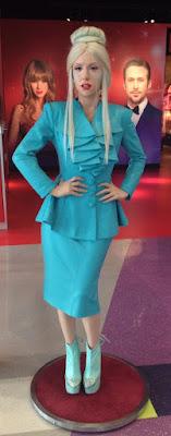 Museu Madame Tussauds Lady Gaga