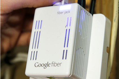 Apa itu Google Fiber?