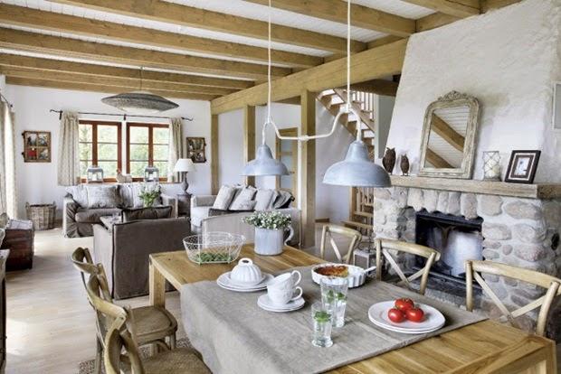inspiracje w moim mieszkaniu wiejski dom w stylu cottage country cottage style house. Black Bedroom Furniture Sets. Home Design Ideas