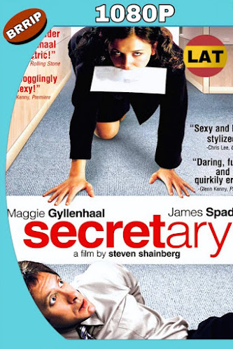 La Secretaria (2002) BRRip 1080P Latino-Ingles MKV