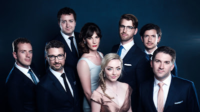 Voces8 (Photo Andy Staples)
