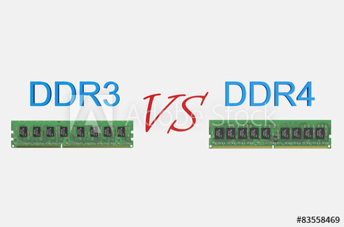 What is the Difference Between DDR4 and DDR3 Ram
