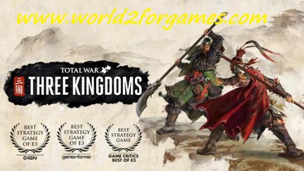 Free Download Total War 3 Kingdoms