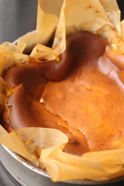 cheesecake basque san sebastian