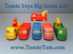 VW TOMTE 1:30 BIG SCALE