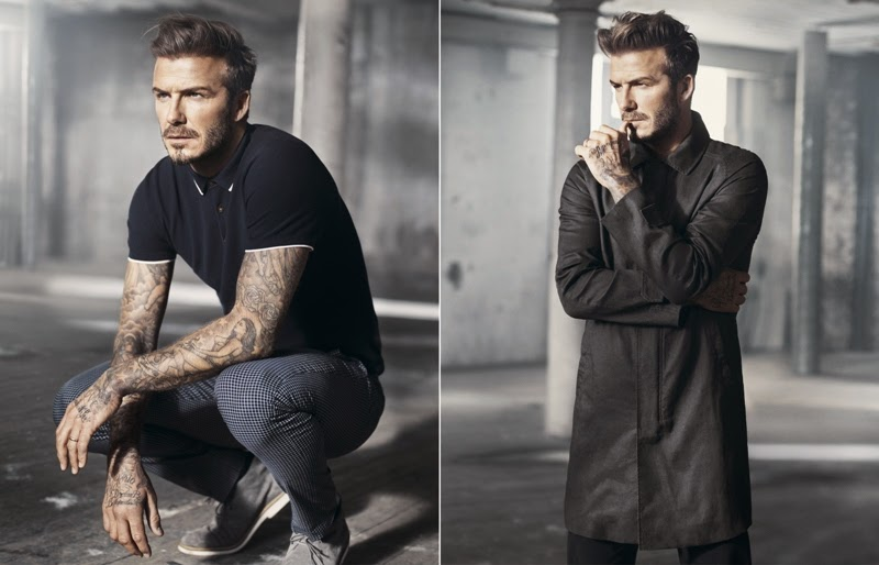 David Beckham Create A New Wardrobe For H&M Men, H&M Men, H&M Malaysia, new wardrob, David Beckham, Spring 2015, Modern Essentials, David Beckham Bodywear