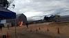 Moradores de povoado baiano incendeiam galpão que abrigava 28 infectados por covid-19