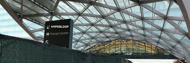 Hyperloop Transit Center