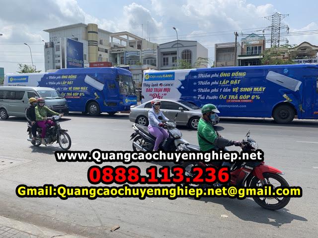 Dịch vụ tổ chức chạy roadshow xe đạp, ô tô