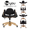 beyou - the transforming chair with 10+ ways you can sit