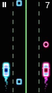 Screen3 Neon 2 Cars Racing – Android App Featured Review Apps