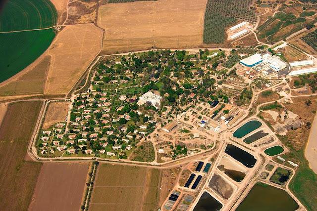 Tirat Zvi, Israel