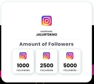 igfamed.com -  Cara dapatkan followers instagram gratis dari igfamed. com