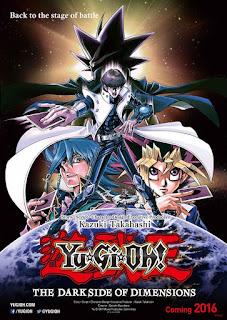 Yu-Gi-Oh! The Dark Side of Dimensions Movie ยูกิโอ ศึกปริศนาด้านมืด (2016)