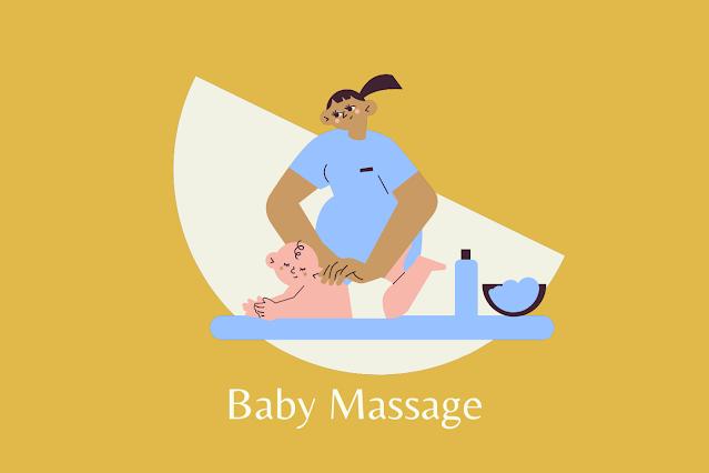 Tips Ampuh Memijat Bayi Menggunakan Baby Telon