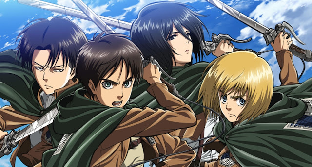 Shingeki no Kyojin, temporada final