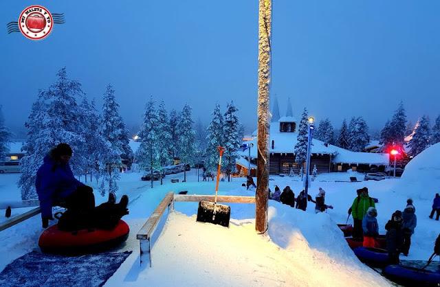 Snowman World, Santa Claus Village, Rovaniemi, Finlandia