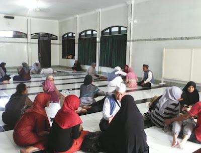 terapi lanjutan peserta ruqyah