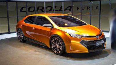 Toyota Corolla 2018 Concept, Review, Specs, Price
