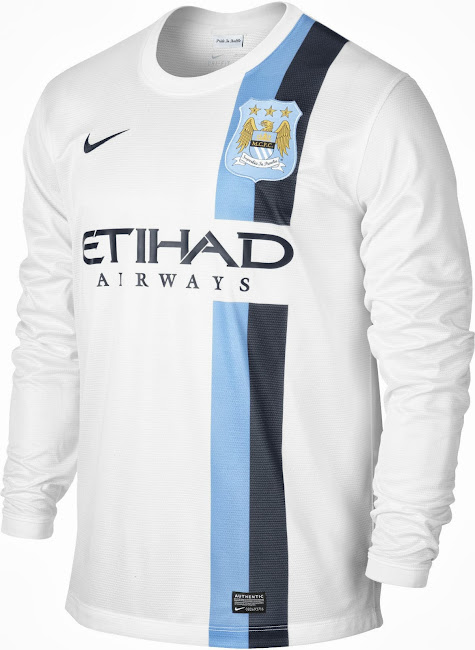 Nike Manchester City 13-14 (2013-14) Third Kit Released - Footy ... 090f327ba