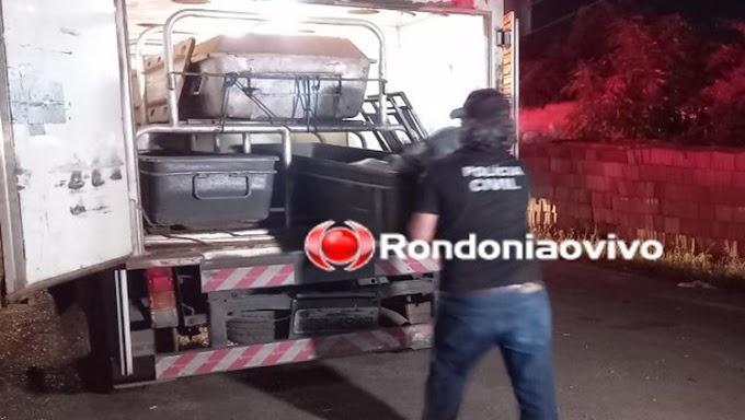 Filho encontra pai morto dentro de comércio na zona Sul de Porto Velho