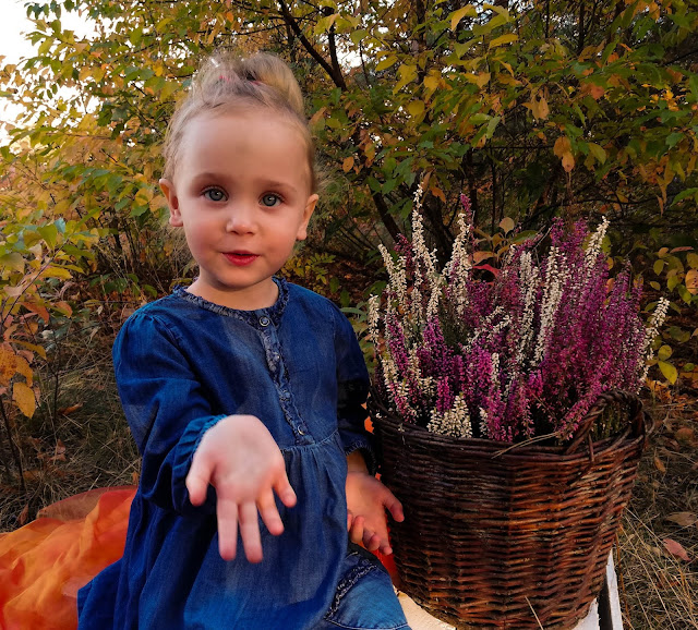 Nasza jesienna sesja zdjęciowa.