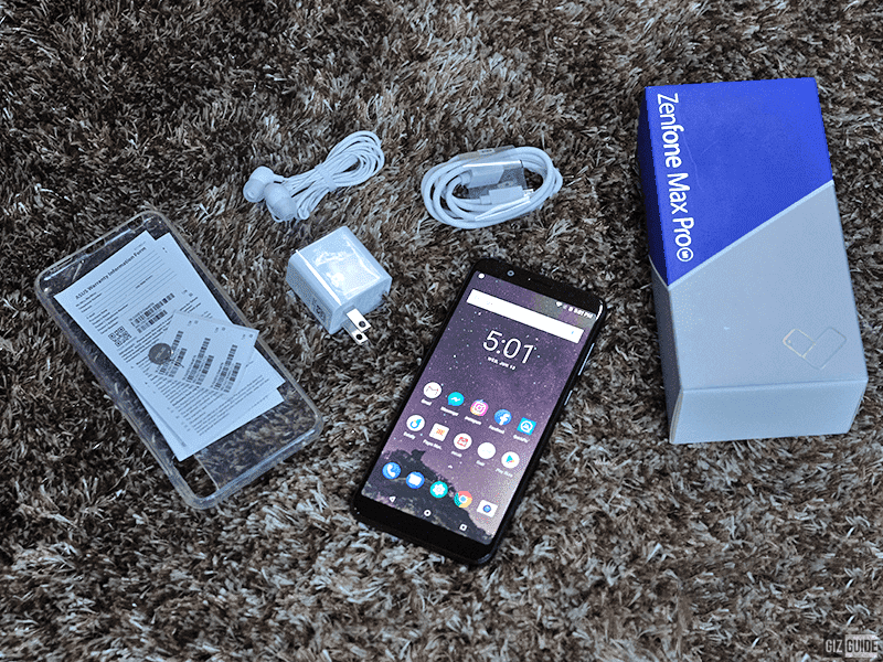 ASUS updates ZenFone Max Pro M1 to Android Pie