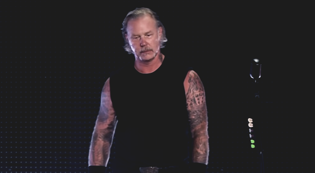 metallica 2020 james hetfield