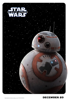 Star Wars The Rise of Skywalker BB-8 poster