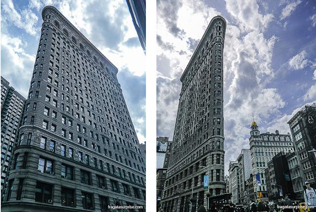 Nova York, Flatiron Building