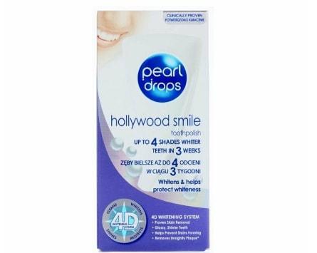 Pasta de dinti Hollywood Smile, 50 ml pentru albire