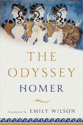 Translated by Emily Wilson, By Homer