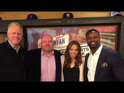 wfan maggie gray chris carlin bart scott