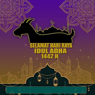 poster ucapan selamat hari raya idul adha png - kanalmu