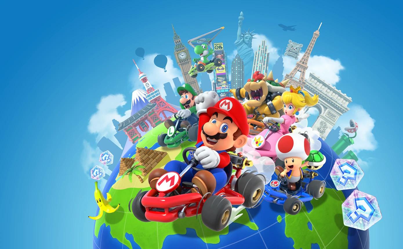 Στις 25 Σεπτεμβρίου διαθέσιμο το Mario Kart σε Android και iOS