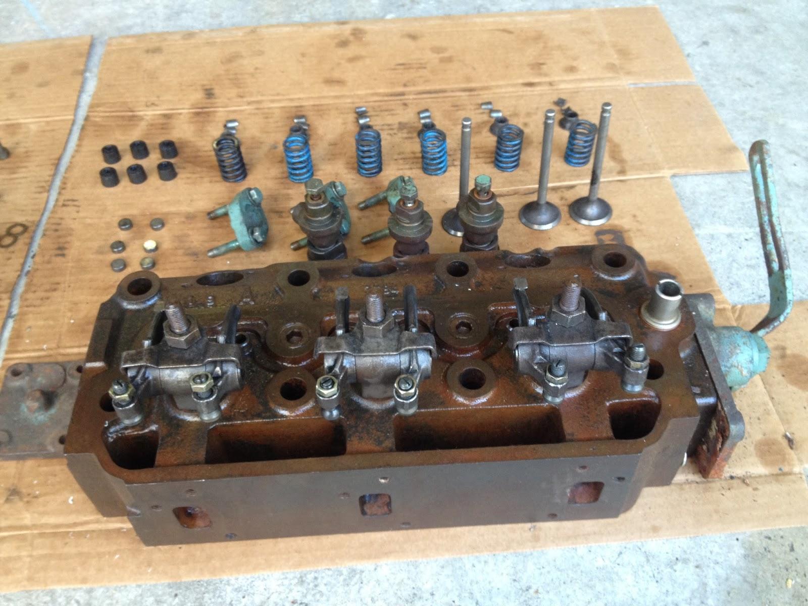 S/V Johanna Rose: Yanmar Engine Rebuild