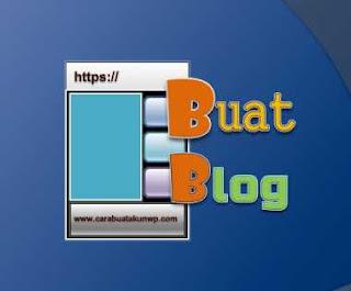 Tutorial Cara Membuat Blog Baru Di Blogger