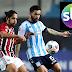 SBT fica na vice-liderança com transmissão de São Paulo e Racing pela Libertadores