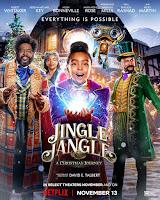 Jingle Jangle: A Christmas Journey 2020 Dual Audio Hindi 1080p HDRip