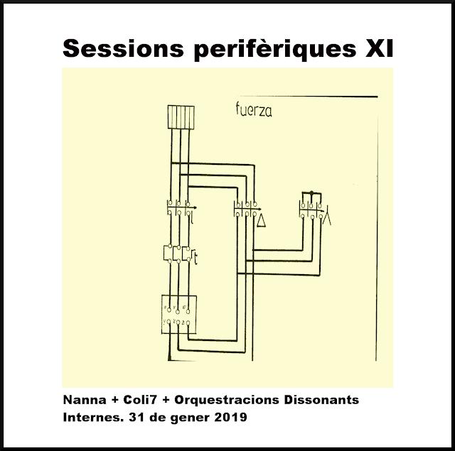 NOVA SESSIÓ PERIFÈRICA d'Orquestracions Dissonants Internes
