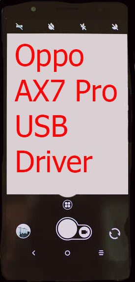 Oppo AX7 Pro USB Driver Download