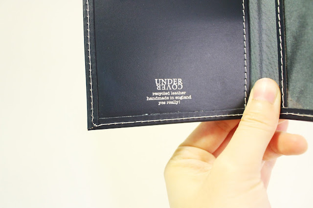 undercover uk, undercover brand, undercover passport holder, undercover review, undercover blog review, undercover uk leather, undercover leather cases, undercover shop