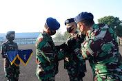 Danlanud Sulaiman Kolonel Pnb Mohammad Nurdin Buka SBITL A-34 dan Susjurlata Paskhas A-50
