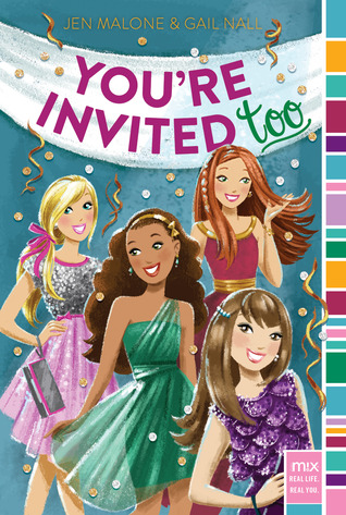 Kidliterati: It's Time to Party With You're Invited Too