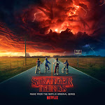 Various Artists - Stranger Things: Music from the Netflix Original Series Cover
