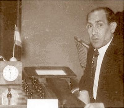 El ajedrecista Juan Sola López