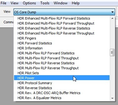 Rifky Fuady: How to use the Software QXDM and QPST