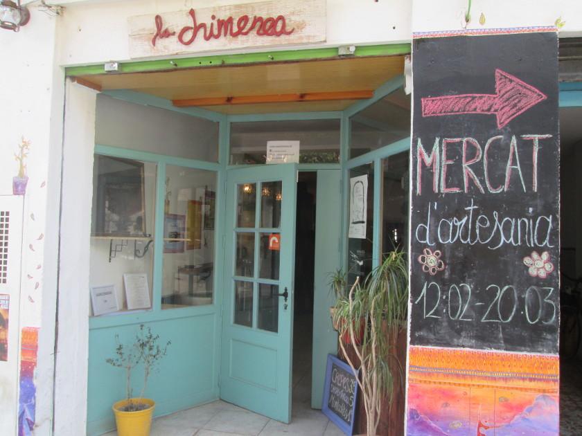Algunas imágenes del Mercado de Artesanía de La Chimenea de Zaidía