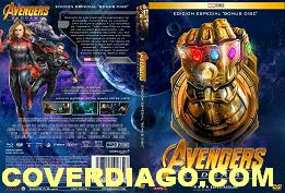 "Avengers End Game ""Bonus Disc"""